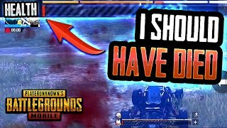 I WASN'T SUPPOSED TO SURVIVE... (PUBG Mobile Duos)