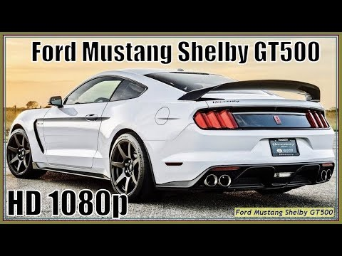 2020 Ford Mustang Shelby GT500 Price And Review