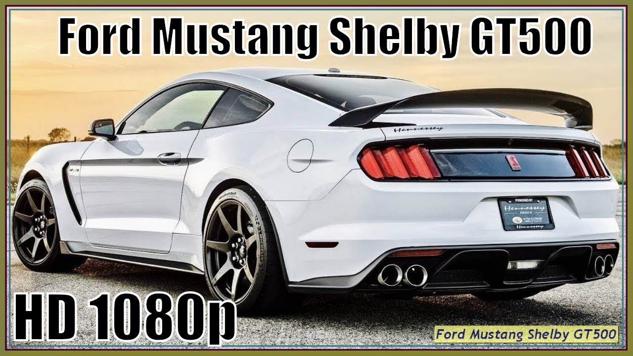 2020 Ford Mustang Shelby Gt500 Price And Review Youtube