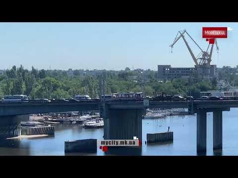 Moy gorod: Мой город Н: Из-за ремонта моста и
