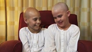 getlinkyoutube.com-9 Year Old Girl Suspended for Shaving Her Head to Support Friend with Cancer | ABC News