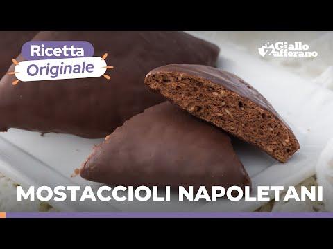 Biscotti Di Natale Ricette Giallo Zafferano.Mostaccioli Napoletani Ricetta Originale