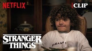 Wheeler Family Dinner | Stranger Things | Netflix