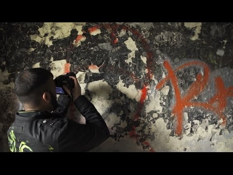 Tom Clancy's The Division - Graffiti Inspiration