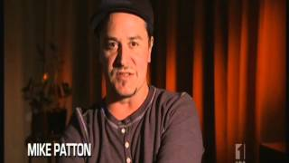 "Mike Patton guest programming ""RAGE"" (Intro segments) - March 2013 [Australia]"