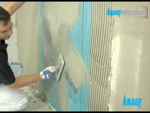 Knauf aquapanel fase stuccatura e finitura youtube