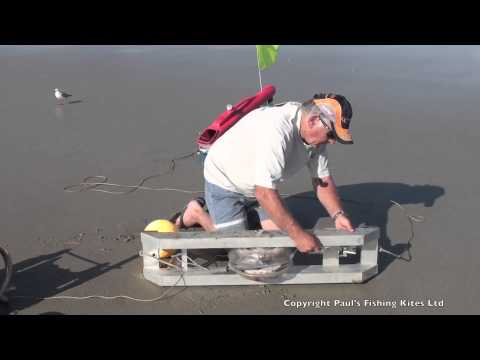 Denis Bradley Kontiki and ShoreThing Fishing Methods