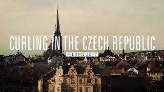 Throwing Stones - Curling in Czech Republic