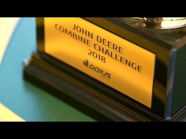 John Deere - Desafio de ceifeiras - debulhadoras