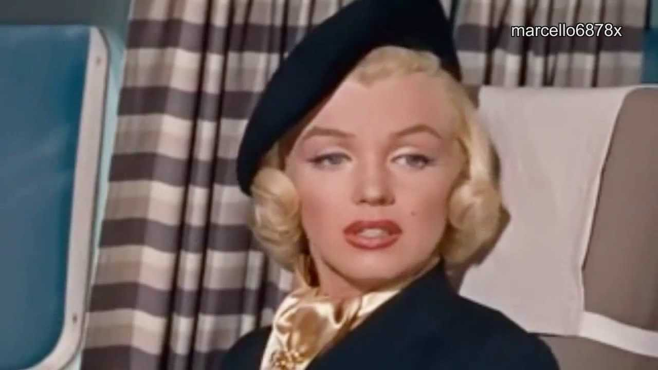 4e1cf27d6f03 Marilyn Monroe The Ultimate Goddess HD (her best scenes) - YouTube