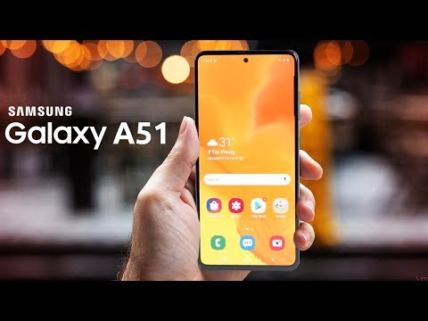 Samsung Galaxy A51 - ОФИЦИАЛЬНО ПРЕДСТАВЛЕН! Цена, Характеристики, Камера, Дата выхода!