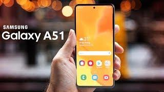 Samsung Galaxy A51 - ОФИЦИАЛЬНО ПРЕДСТАВЛЕН! Цена, Характеристики, Камера, Дата выхода! cмотреть видео онлайн бесплатно в высоком качестве - HDVIDEO