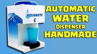 AQUAMATIC Automatic water dispenser | Creative Minds