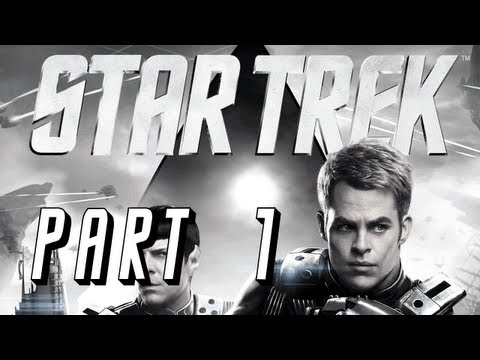 Star Trek: The Video Game (2013) - Part 1