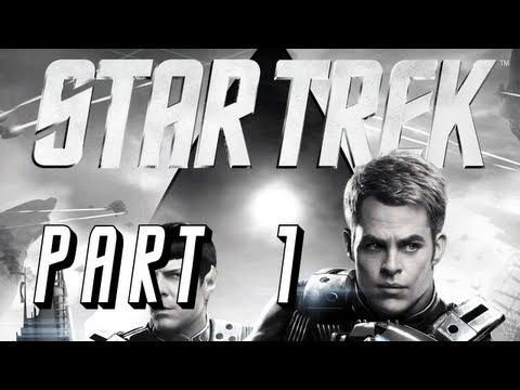 Star Trek: The Video Game (2013) - Part 1