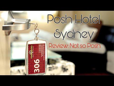 Posh Hotel Sydney Review (March 2019)