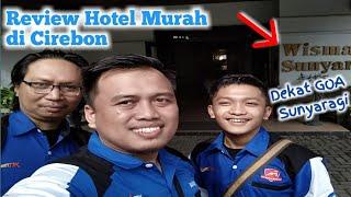 REVIEW !!! HOTEL MURAH DI CIREBON TRAVELOKA I HOTEL WISMA SUNYARAGI Dekat Taman Sari Gua Sunyaragi