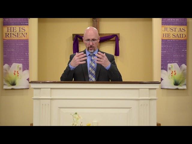 Calvary Baptist Church Easter Sunday