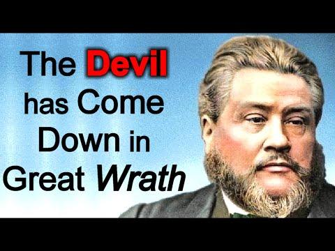 Satan in a Rage - Charles Spurgeon Audio Sermons