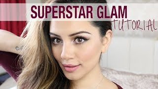 Tutorial | Superstar Full Face Glam | Kaushal Beauty ad