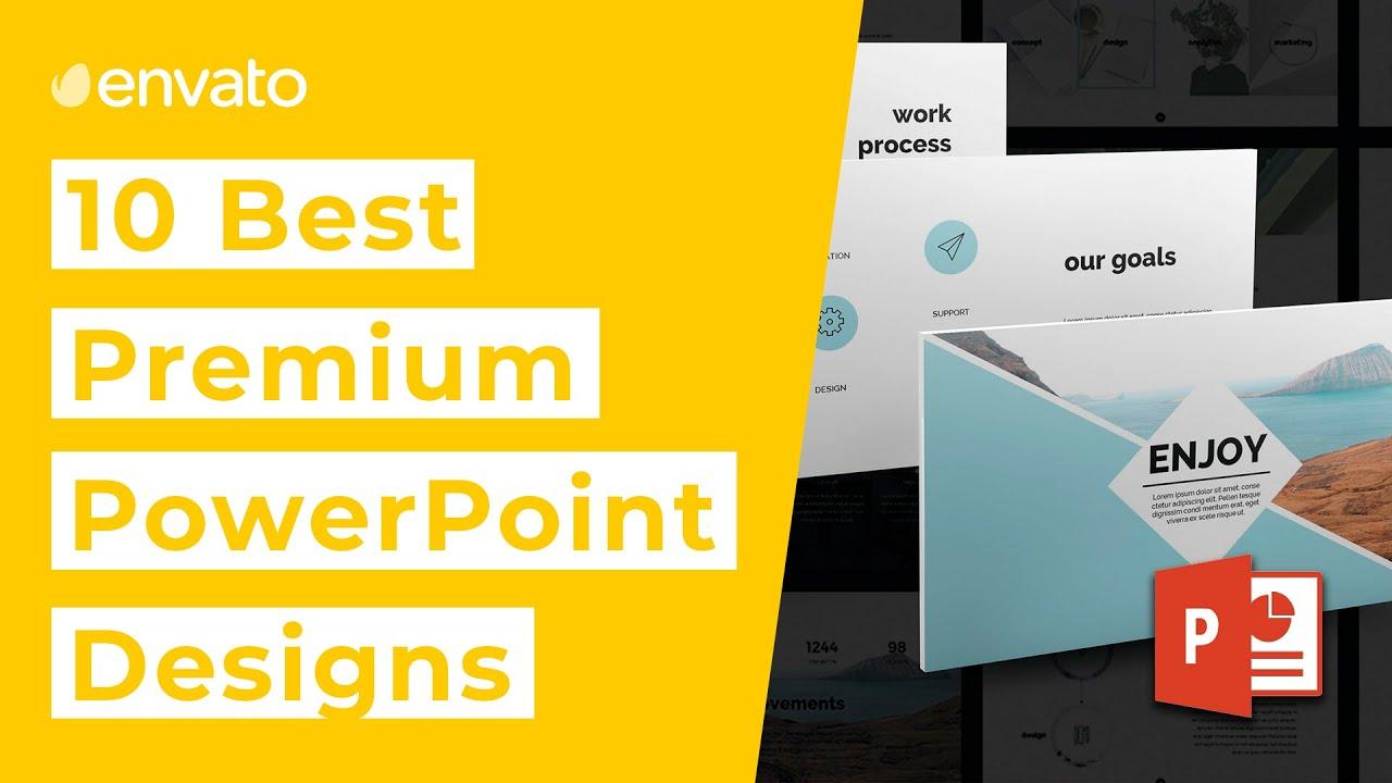 35 Best Powerpoint Slide Templates Free Premium Ppt Designs 2020