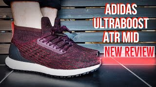 ADIDAS ULTRA BOOST ATR MID Review \u0026 On