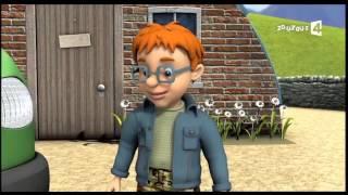 Sam le Pompier en français et haute qualité - 4 épisodes Vol 9