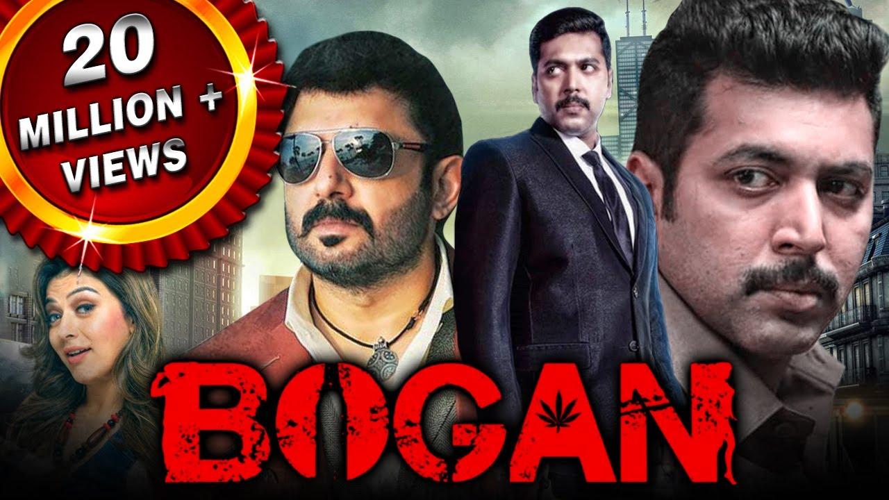 Download Bogan Full Action Thriller Hindi Dubbed Movie In HD Quality | Jayam Ravi, Arvind Swamy, Hansika