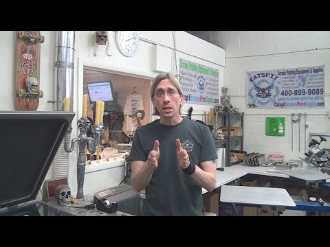 Screenprinting Tee Shirts: Basic Introduction To Water Based Vs Plastisol Inks