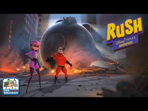 Rush: A Disney Pixar Adventure - Lending Mr. Incredible A Hand (Xbox One Gameplay)