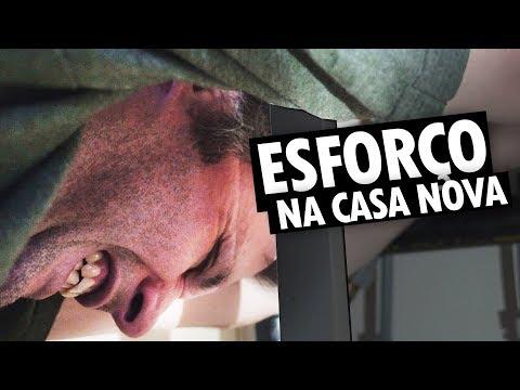 TAREFA DIFÍCIL NA NOSSA MUDANÇA DE CASA NO CANADÁ feat. Biba Cria - Vlog Ep.93