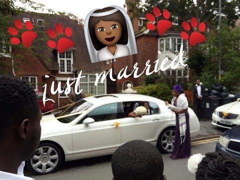 Wedding Vlog - Part 1