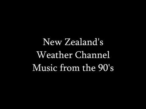 New Zealand's Old Metservice Weather Music -