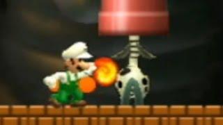 MLG Super Luigi Bros Wii - Part 4 - Quick Bricks