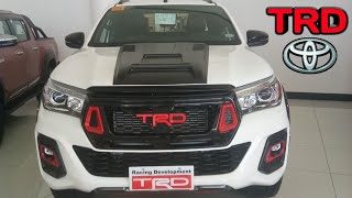 2019 Toyota Hilux Conquest TRD Walkaround - Philippines