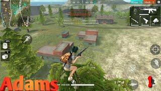Топ 3 нычки в игре Free Fire Battlegrounds выпуск #3