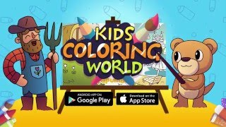 Papumba - Kids Coloring World trailer