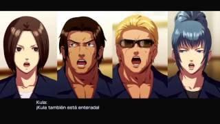 The King Of Fighters XIV : K´ Team Ending - Español