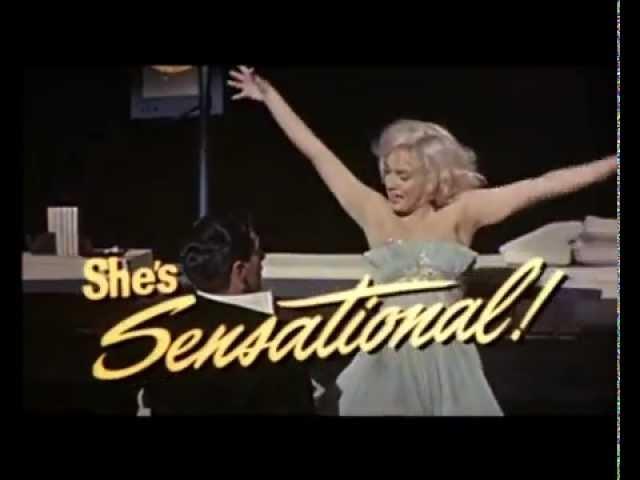 Marilyn Monroe - Lets Make Love, Movie Trailer