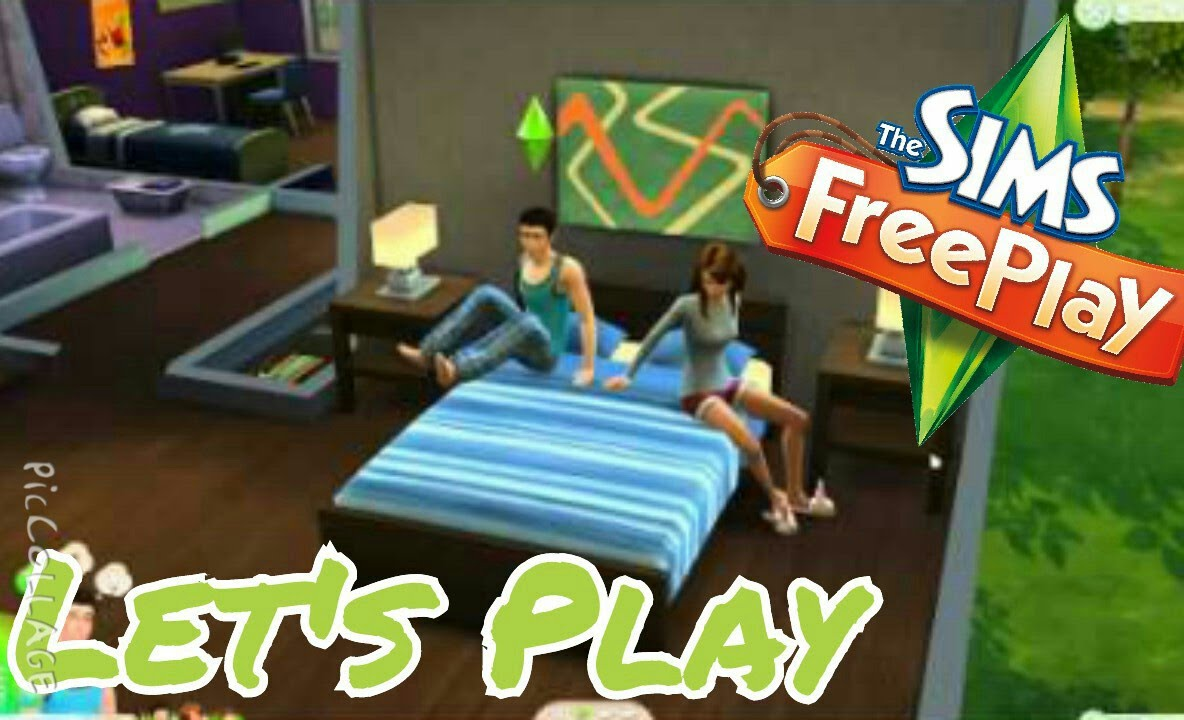 How do you start hookup someone on sims freeplay