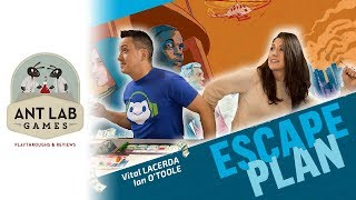 Escape Plan Playthrough Preview
