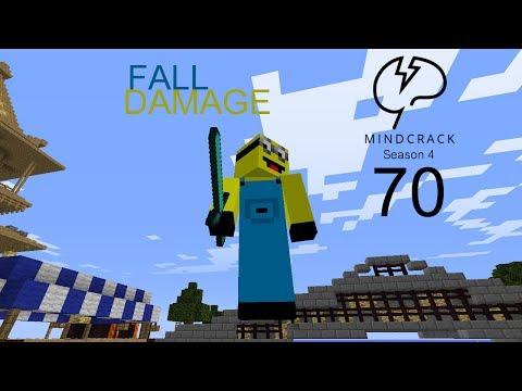 Fall Damage (mindcrack) - 70 - Mr Black's Manor
