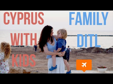 FAMILY DAY IN THE LIFE IN CYPRUS | CYPRUS WITH KIDS | TRAVEL VLOG