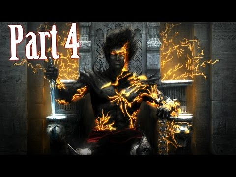DARK PRINCE TRANSFORMATION - Prince Of Persia: The Two Thrones - Walkthrough Part 4 (1080p)