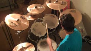 Abandon All Ships - Guardian Angel (Drum Cover) HD