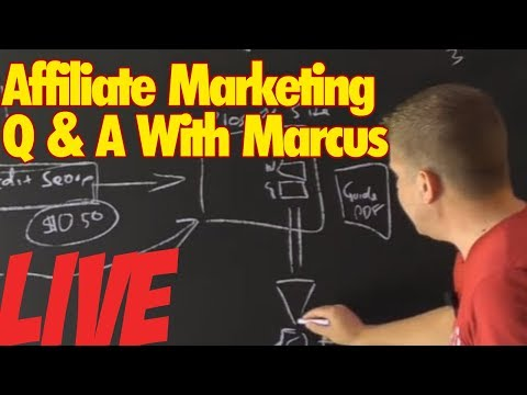 Affiliate Marketing Q and A