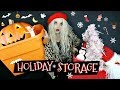 Organize With Me | Holiday Decorations