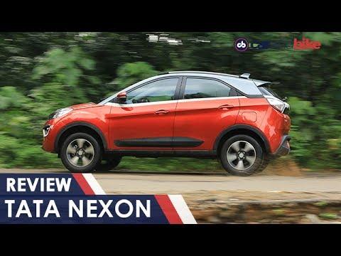 Tata Nexon Review | Both Diesel & Petrol Engines Tested | NDTV CarAndBike