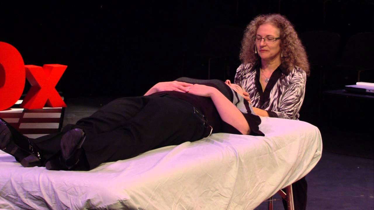Brain Therapy Light Touch Can Heal Ann House At Tedxwilliamsport