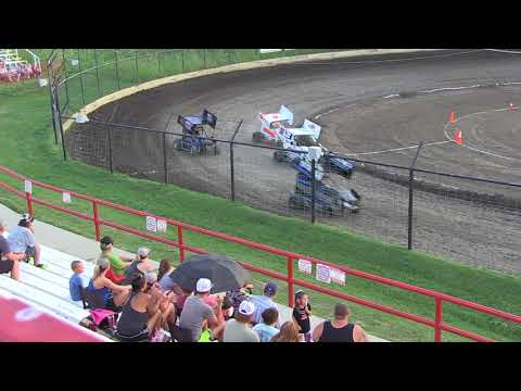 Port City A Class Heats and Feature 7-21-2018